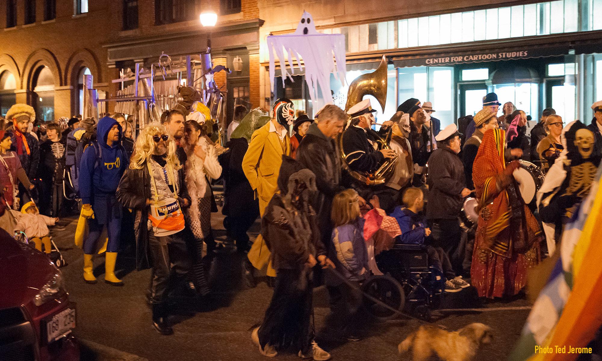 Gory Daze Halloween Parade